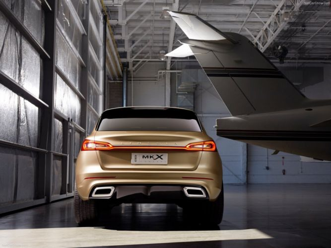 Lincoln MKX Concept 2014 1600x1200 wallpaper 08 4000x3000 wallpaper