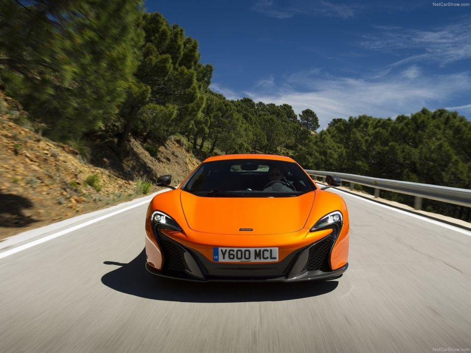 McLaren -650S 2015 front supercar sport gt car wallpaper 28 4000x3000 wallpaper