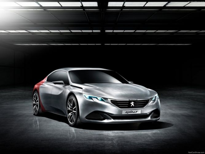 Peugeot Exalt Concept 2014 car wallpaper future 4000x3000 wallpaper