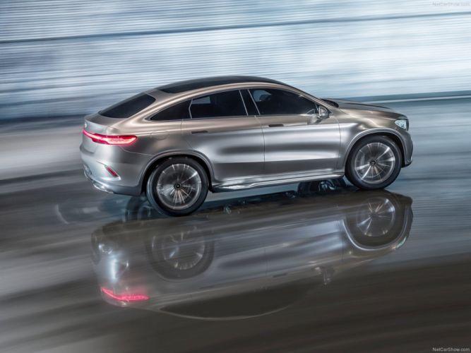 Mercedes -Benz -Coupe SUV Concept 2014 wallpaper 0c 4000x3000 wallpaper