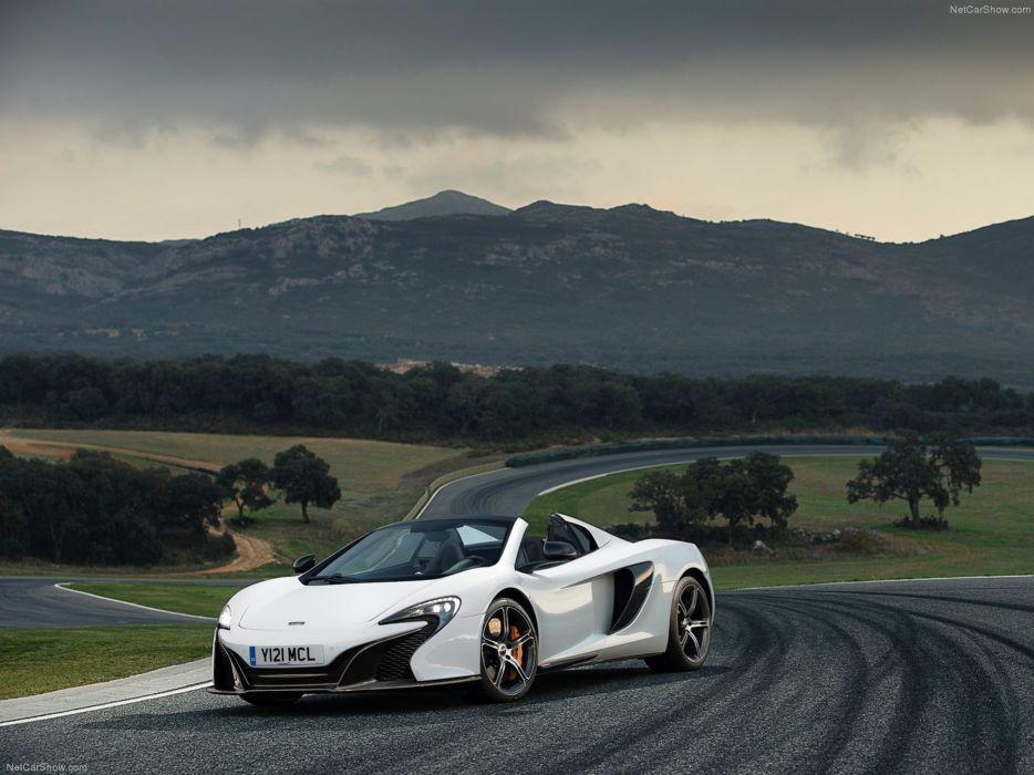 McLaren -650S Spider 2015 1600x1200 wallpaper 06 4000x3000 wallpaper