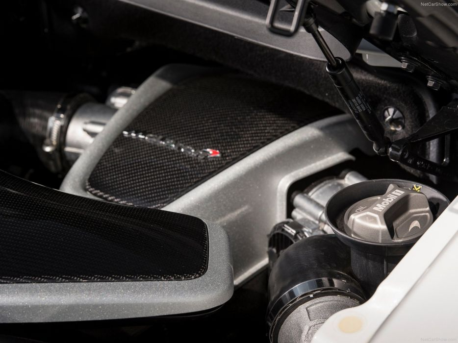 McLaren -650S Spider 2015 engine wallpaper 5d 4000x3000 wallpaper