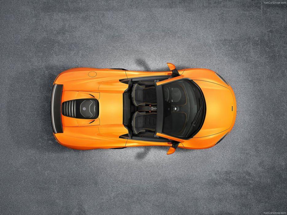McLaren -650S Spider 2015 wallpaper 48 4000x3000 wallpaper