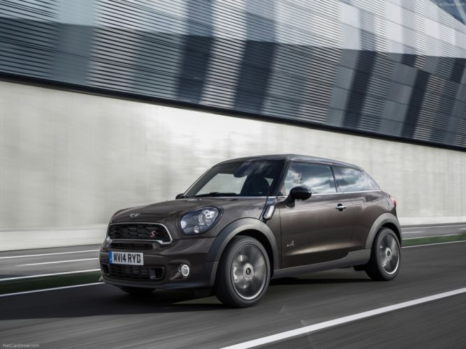 Mini- Paceman 2015 wallpaper 06 4000x3000 wallpaper