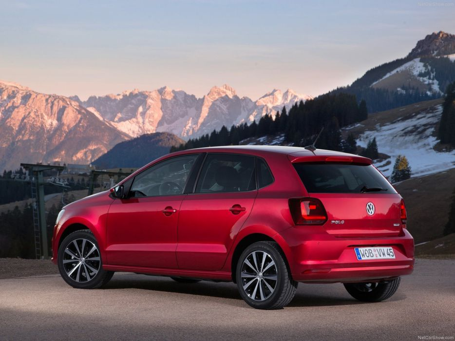 Volkswagen Polo 2014 wallpaper 17 4000x3000 wallpaper
