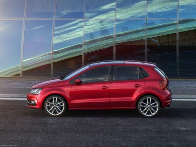 Volkswagen Polo 2014 wallpaper glass 4000x3000 wallpaper