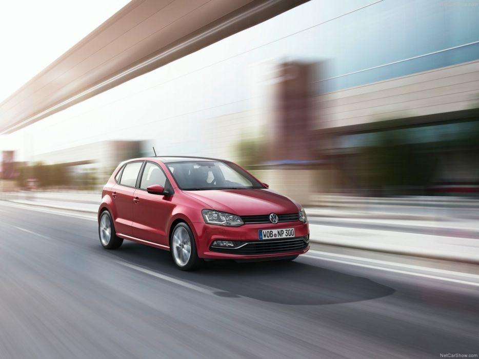 Volkswagen Polo 2014 wallpaper movie red road 4000x3000 wallpaper
