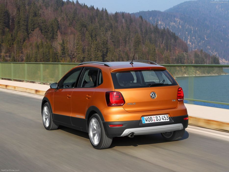 Volkswagen-CrossPolo 4000x3000 wallpaper