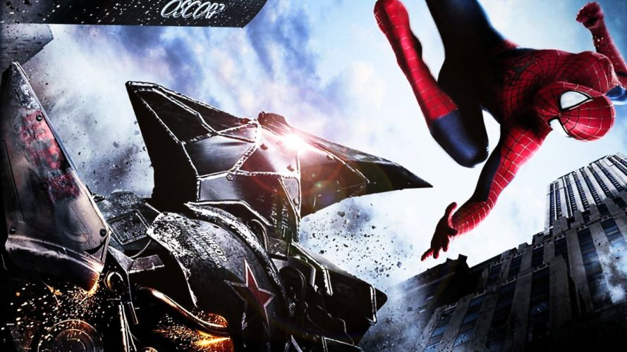 AMAZING SPIDER-MAN 2 action adventure fantasy comics movie spider spiderman marvel superhero (1) wallpaper