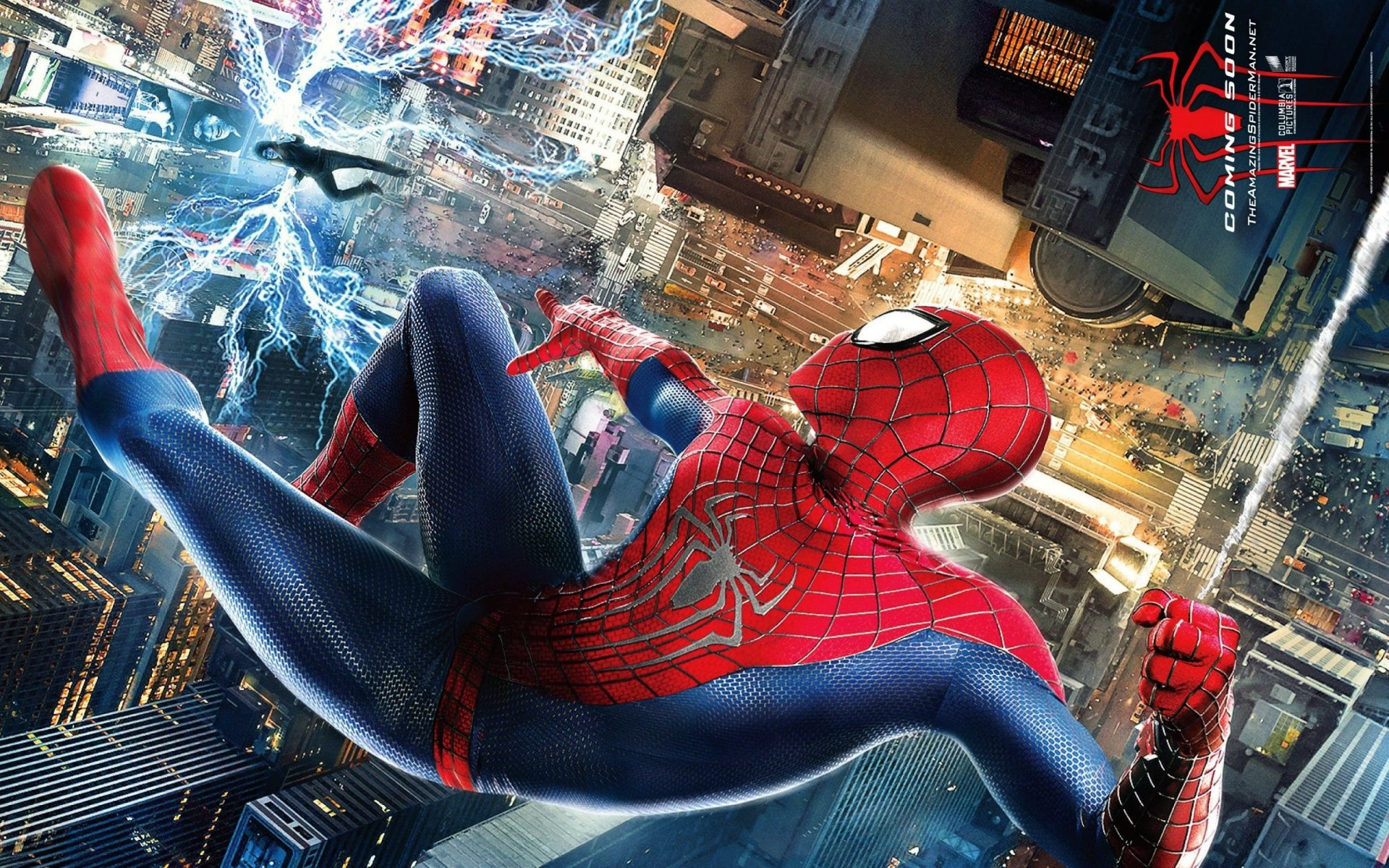 Amazing Spider Man 2 Action Adventure Fantasy Comics Movie Spider