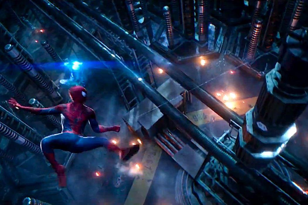 AMAZING SPIDER-MAN 2 action adventure fantasy comics movie spider spiderman marvel superhero (11) wallpaper