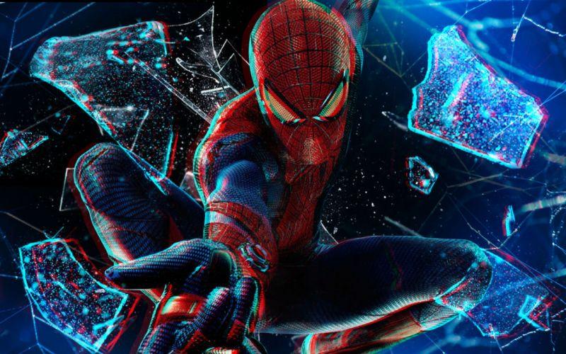 AMAZING SPIDER-MAN 2 action adventure fantasy comics movie spider spiderman marvel superhero (20) wallpaper