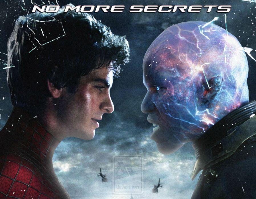 AMAZING SPIDER-MAN 2 action adventure fantasy comics movie spider spiderman marvel superhero (16) wallpaper