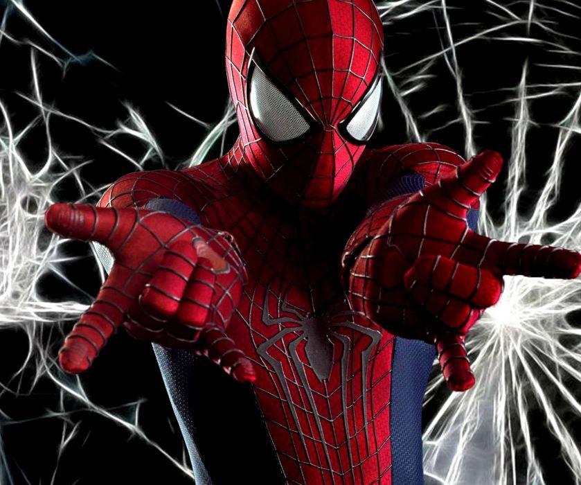 AMAZING SPIDER-MAN 2 action adventure fantasy comics movie spider spiderman marvel superhero (21) wallpaper