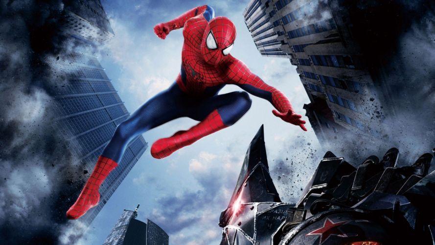AMAZING SPIDER-MAN 2 action adventure fantasy comics movie spider spiderman marvel superhero (38) wallpaper