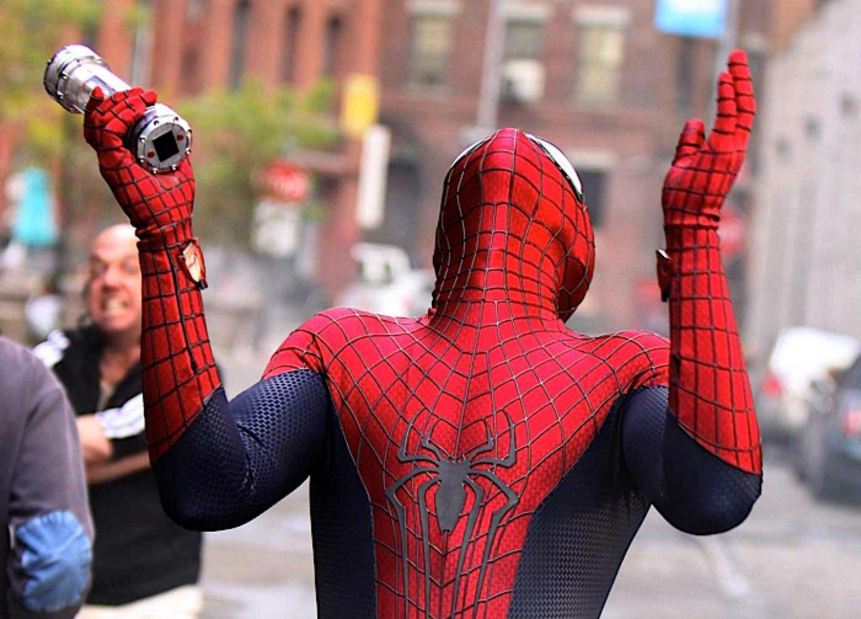 Человек паук высокое напряжение смотреть онлайн в хорошем качестве 22 фотография