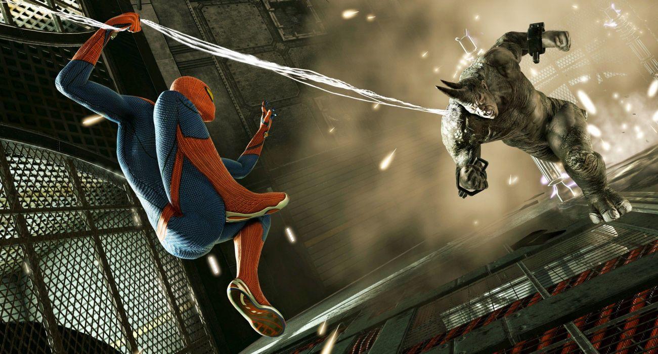 AMAZING SPIDER-MAN 2 action adventure fantasy comics movie spider spiderman marvel superhero (57) wallpaper