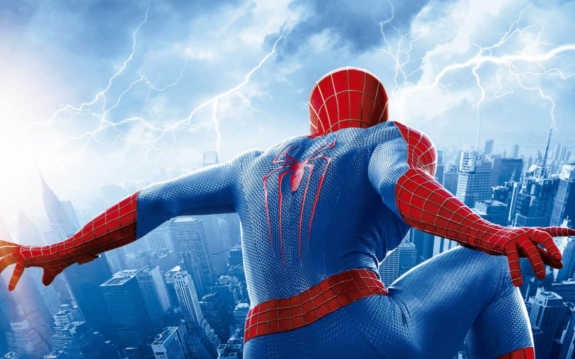 AMAZING SPIDER-MAN 2 action adventure fantasy comics movie spider spiderman marvel superhero (89) wallpaper