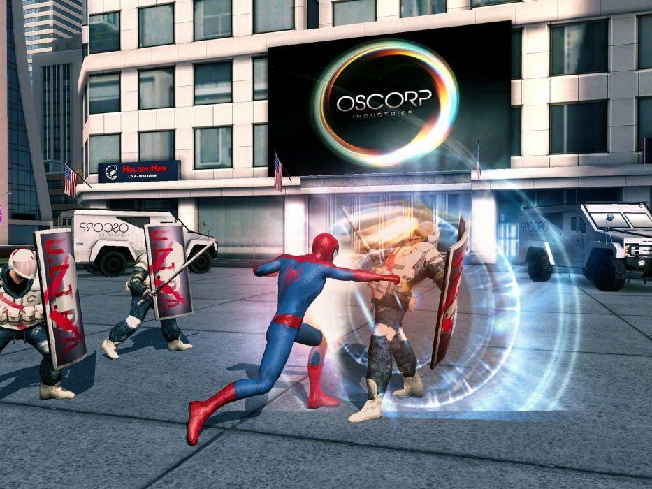 AMAZING SPIDER-MAN 2 action adventure fantasy comics movie spider spiderman marvel superhero (2) wallpaper