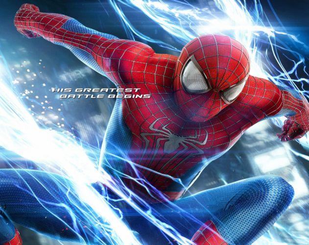 AMAZING SPIDER-MAN 2 action adventure fantasy comics movie spider spiderman marvel superhero (10) wallpaper