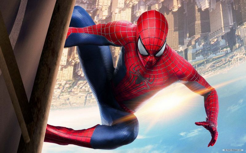 AMAZING SPIDER-MAN 2 action adventure fantasy comics movie spider spiderman marvel superhero (26) wallpaper
