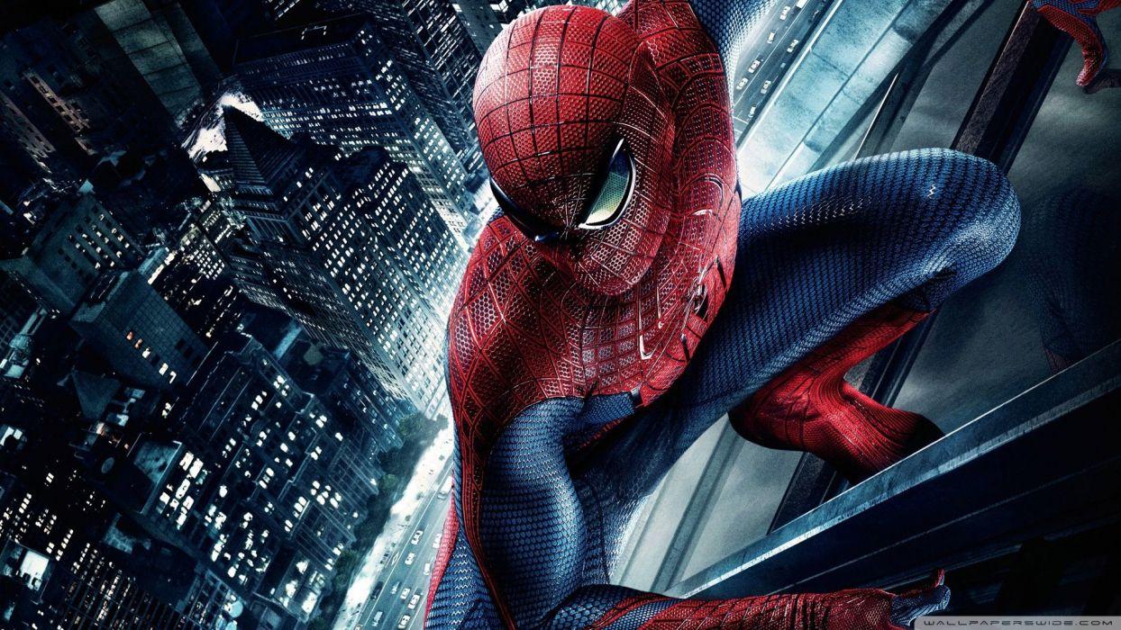 AMAZING SPIDER-MAN 2 action adventure fantasy comics movie spider spiderman marvel superhero (40) wallpaper