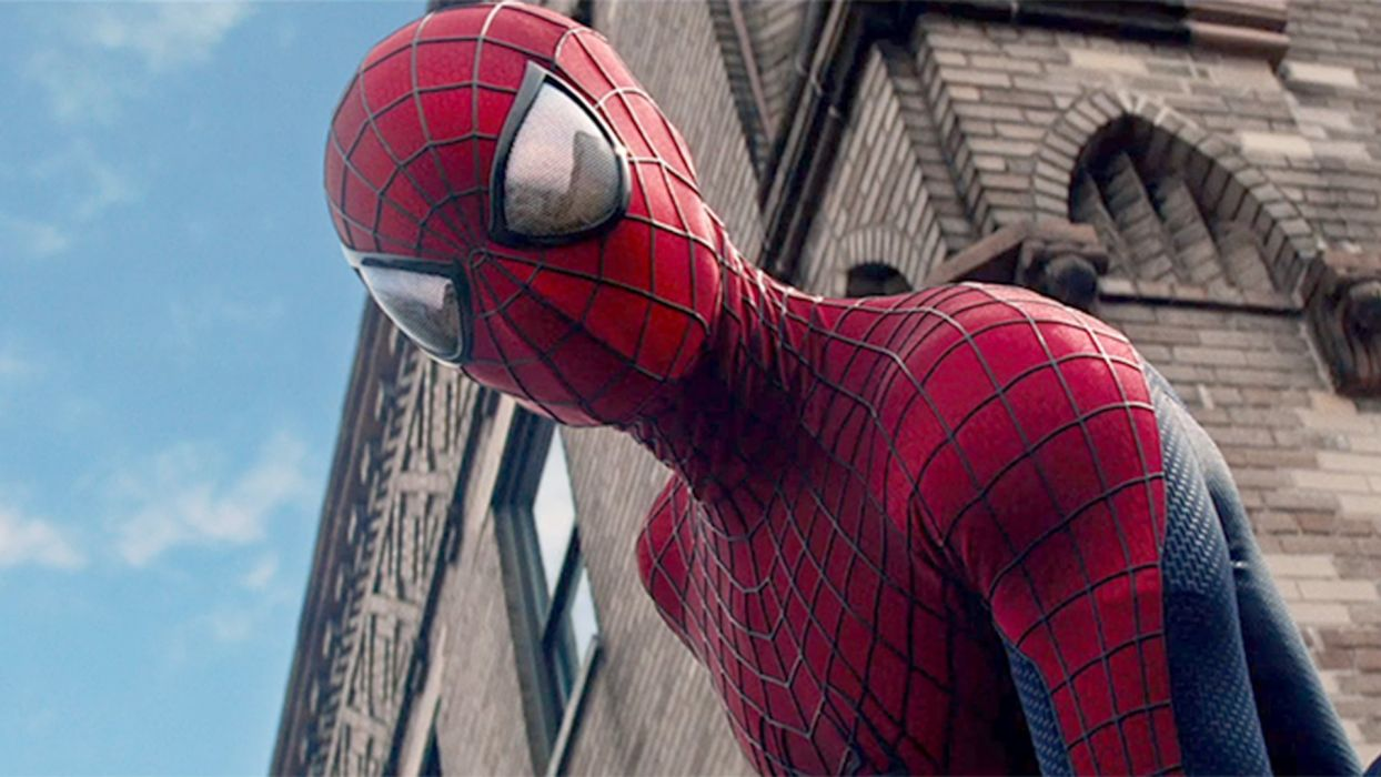 AMAZING SPIDER-MAN 2 action adventure fantasy comics movie spider spiderman marvel superhero (31) wallpaper