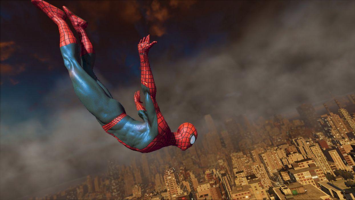 AMAZING SPIDER-MAN 2 action adventure fantasy comics movie spider spiderman marvel superhero (50) wallpaper