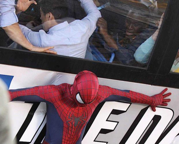 AMAZING SPIDER-MAN 2 action adventure fantasy comics movie spider spiderman marvel superhero (41) wallpaper