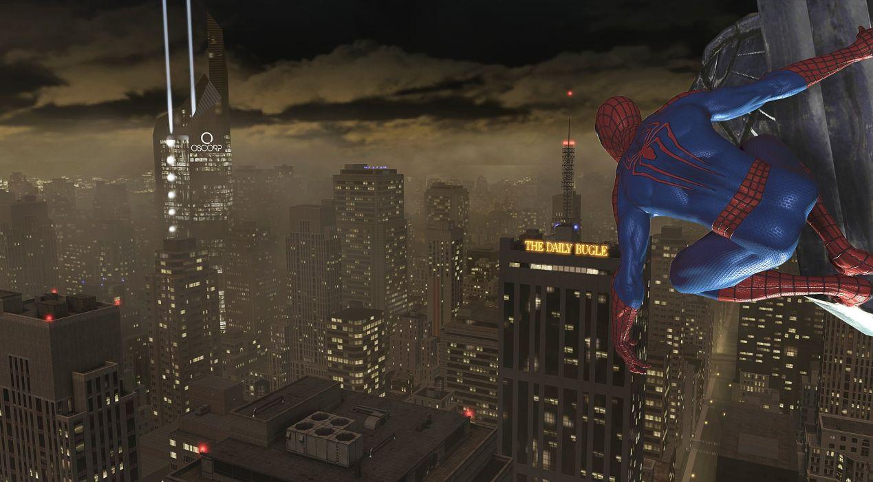 AMAZING SPIDER-MAN 2 action adventure fantasy comics movie spider spiderman marvel superhero (52) wallpaper