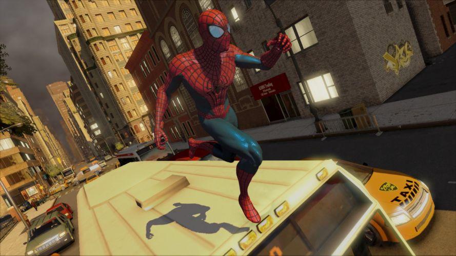AMAZING SPIDER-MAN 2 action adventure fantasy comics movie spider spiderman marvel superhero (49) wallpaper