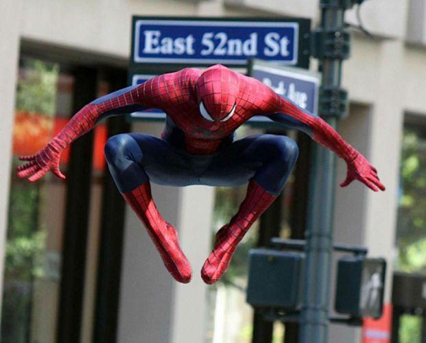 AMAZING SPIDER-MAN 2 action adventure fantasy comics movie spider spiderman marvel superhero (56) wallpaper