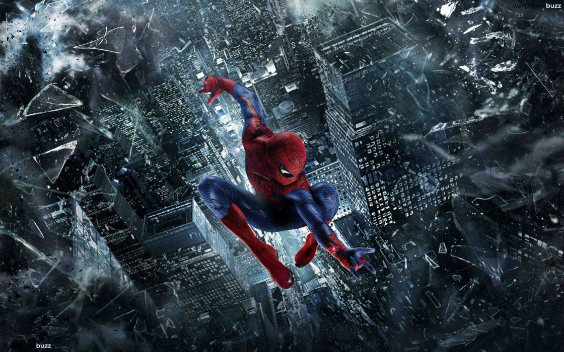 AMAZING SPIDER-MAN 2 action adventure fantasy comics movie spider spiderman marvel superhero (59) wallpaper