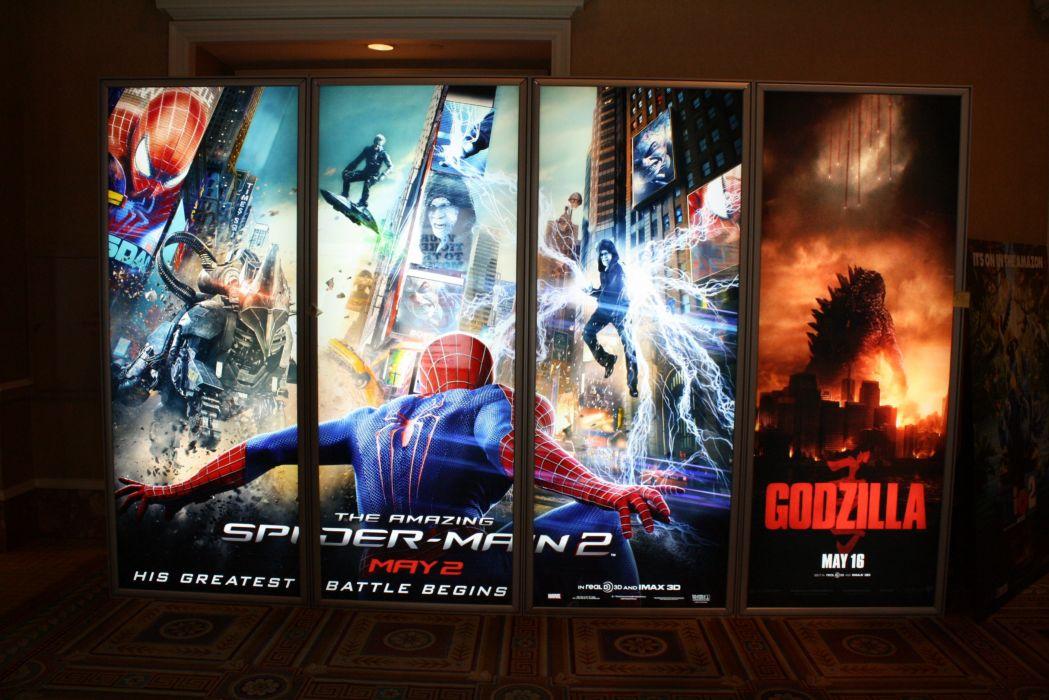 AMAZING SPIDER-MAN 2 action adventure fantasy comics movie spider spiderman marvel superhero (63) wallpaper