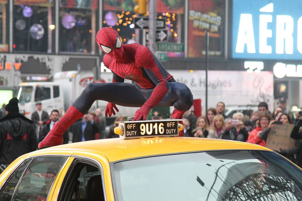 AMAZING SPIDER-MAN 2 action adventure fantasy comics movie spider spiderman marvel superhero (62) wallpaper