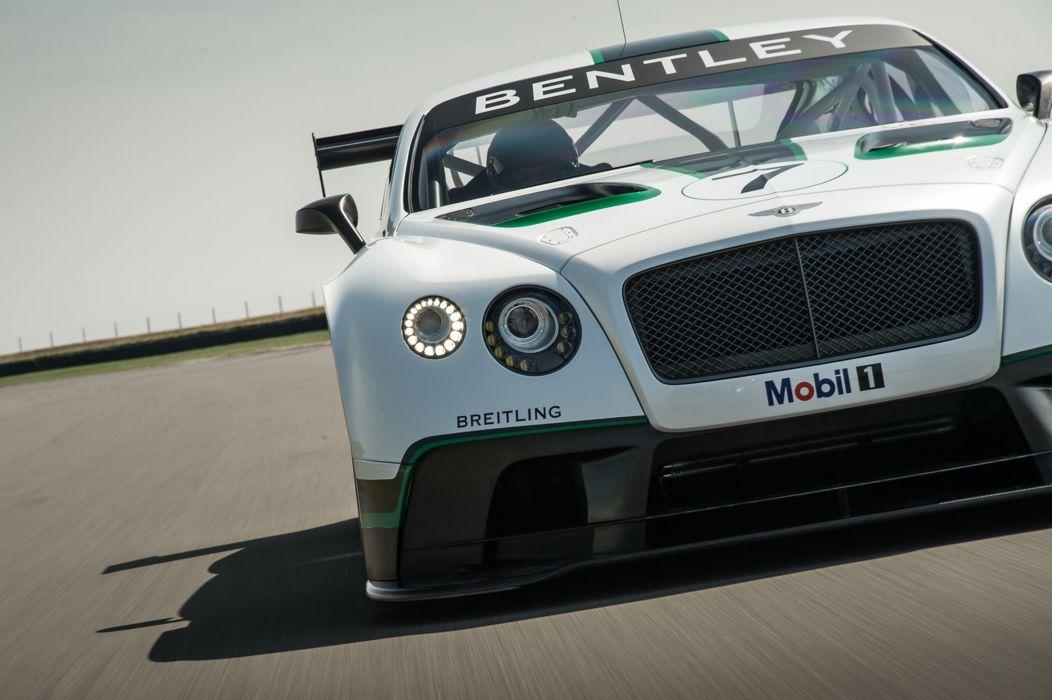 2013 Bentley Continental supercar car GT3 race gt racing britanic 4000x2669 wallpaper