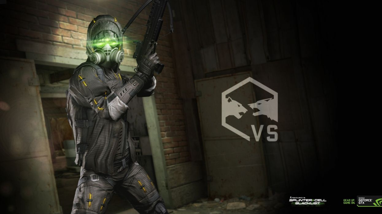 splinter cell blacklist game spy 4000x2250 wallpaper