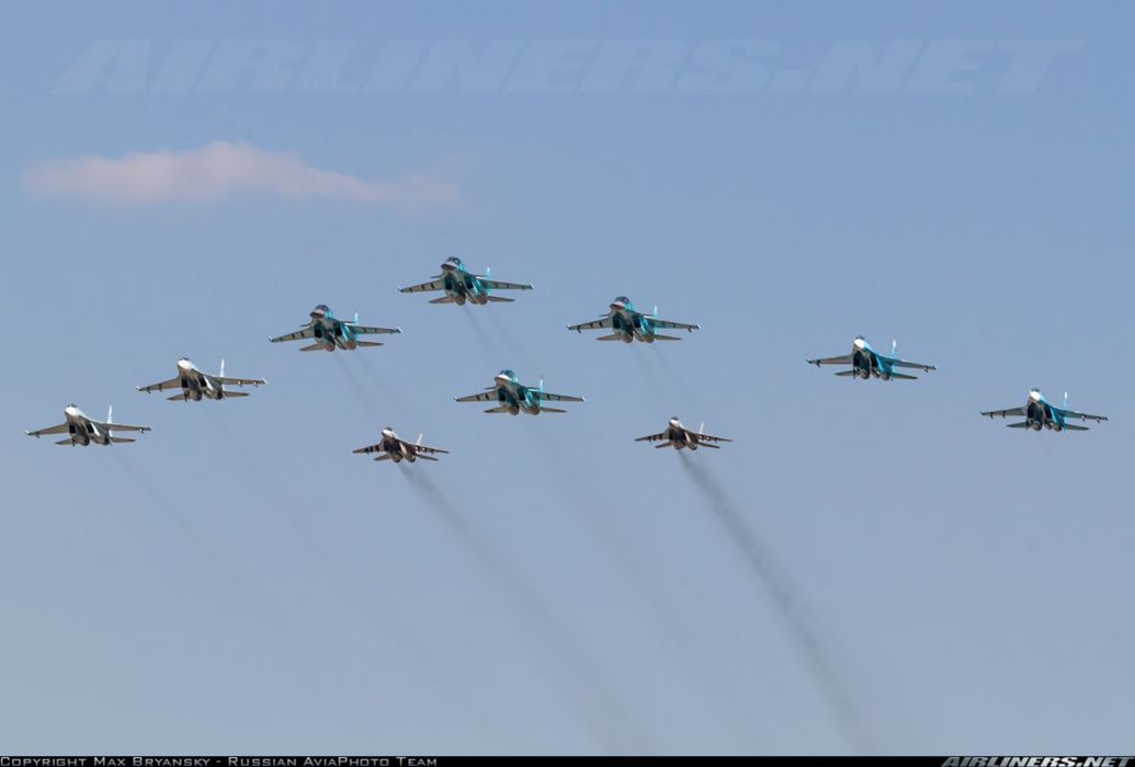 sukhoi su34 russia russian air force red star aircraft jet fighter 4000x2250 wallpaper