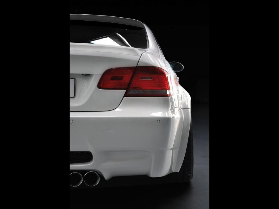 cars design BMW E92 wallpaper