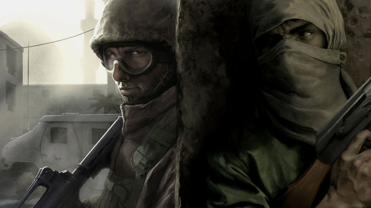 soldiers video games war wallpaper