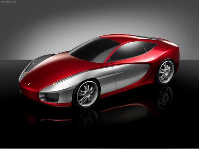 red cars design Ferrari wallpaper