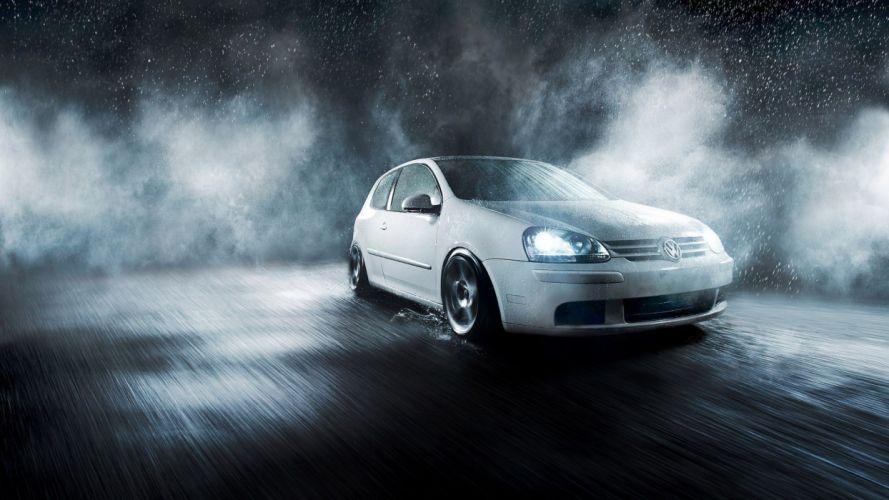 cars Volkswagen wallpaper