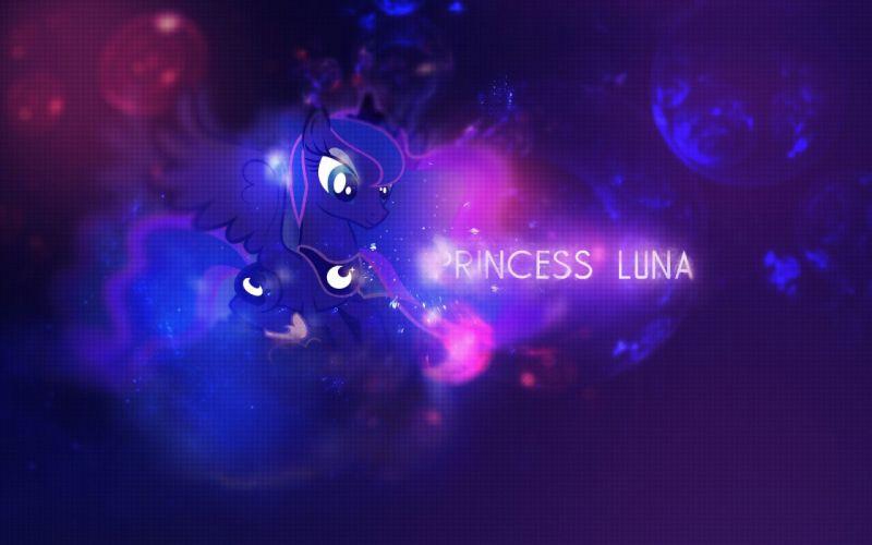 My Little Pony Princess Luna wallpaper