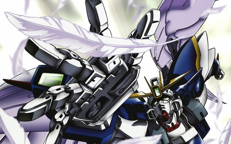 Gundam Gundam Wing endless waltz Wing Zero Custom Wing Zero wallpaper