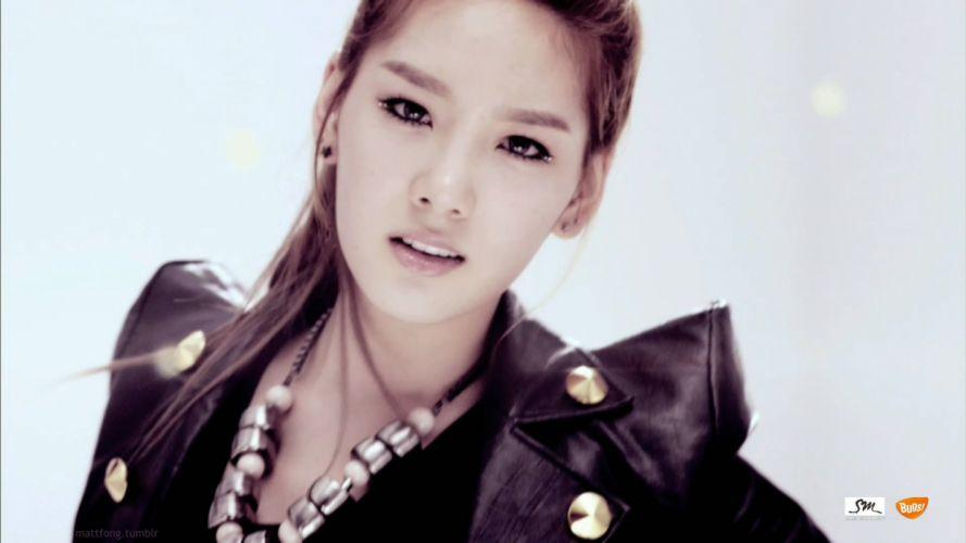 Girls Generation SNSD Kim Taeyeon wallpaper