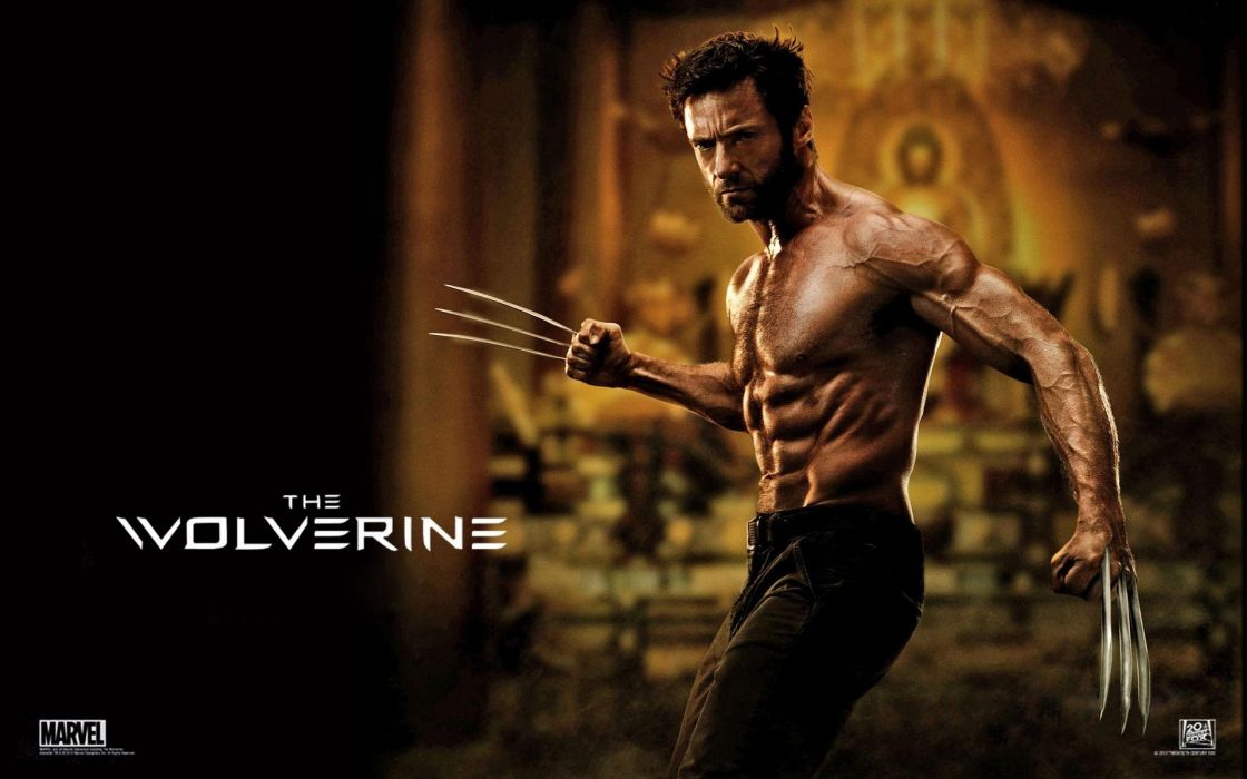 Wolverine Marvel Comics Hugh Jackman The Wolverine wallpaper