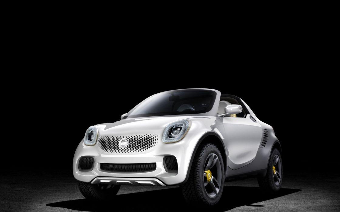 cars auto Smart For-Us concept wallpaper