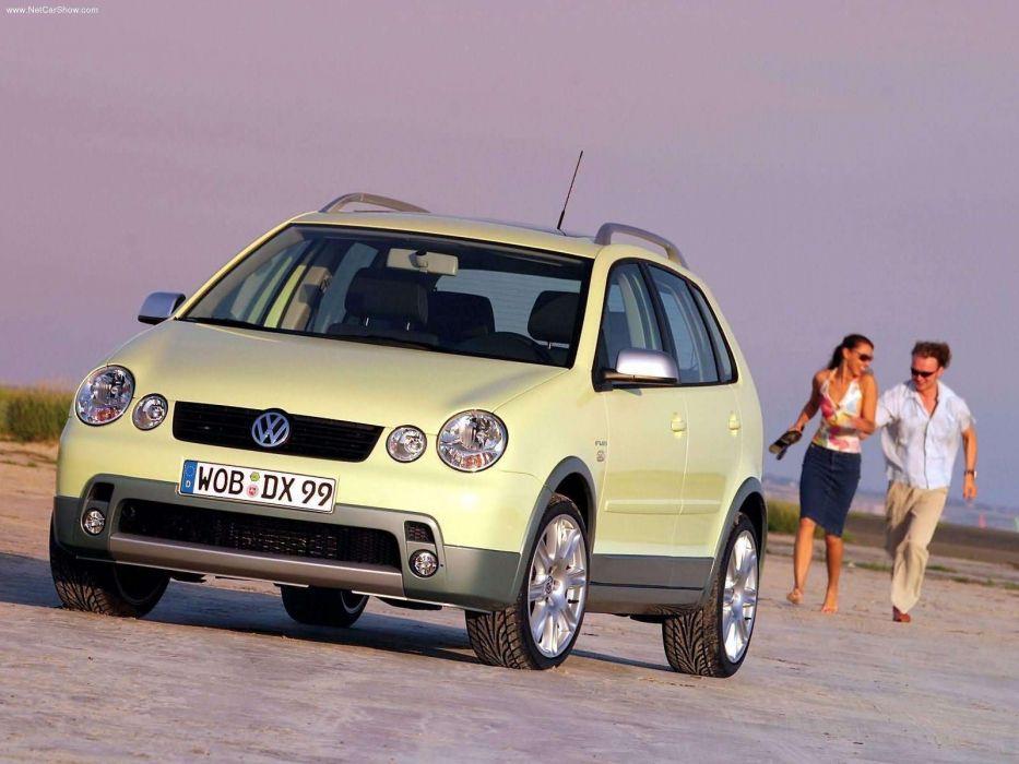 Volkswagen Polo Fun 2005 wallpaper