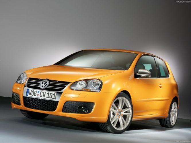 Volkswagen Golf Speed 2005 wallpaper