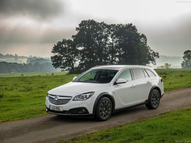 Vauxhall Insignia Country Tourer 2014 wallpaper